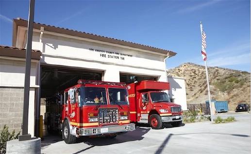 Fire Station No. 156 - Valencia, SCV