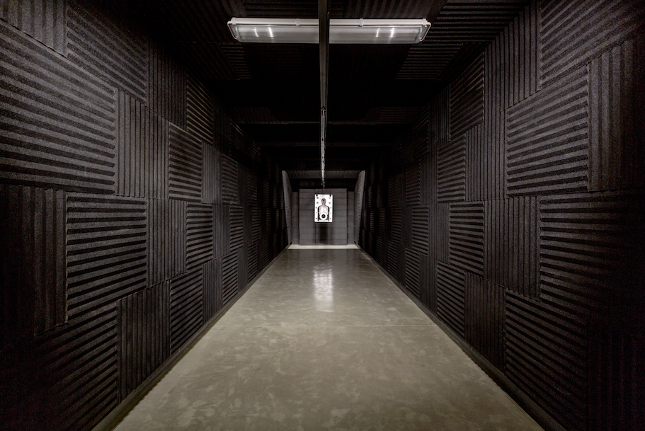 Crime Lab Shooting Range