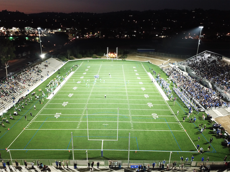 La Habra High School Stadium Modernization