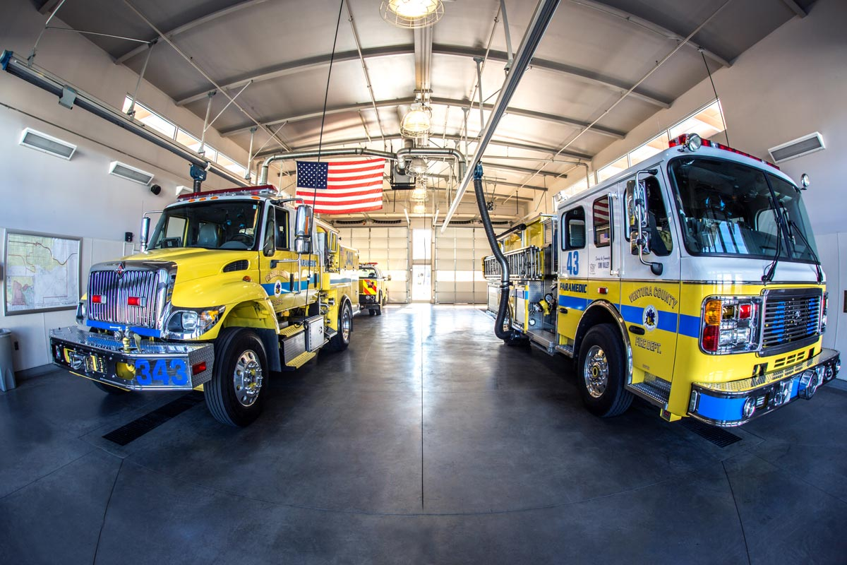 Yosemite Fire Station