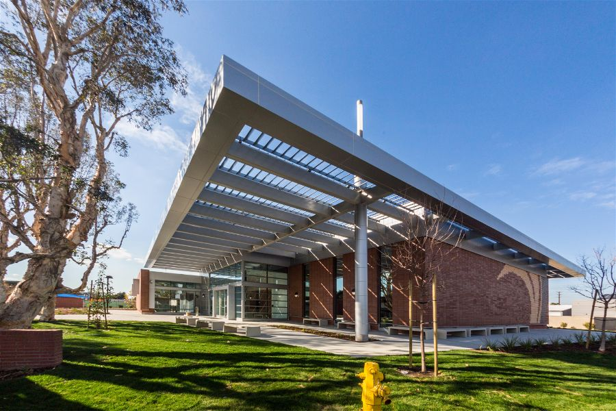 Allied Health Building (Compton Comm. College)