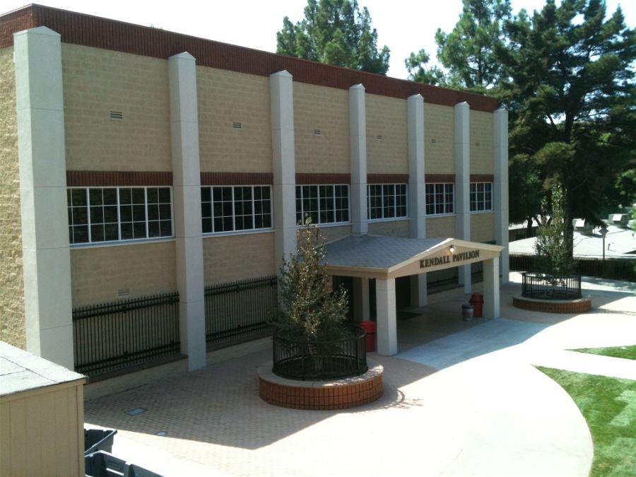 Village Christian School - Kendall Pavilion (Sun Valley- CA)