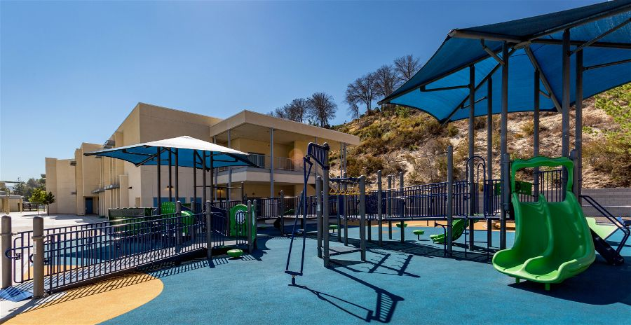 Valley View Elementary School (Newhall- CA)