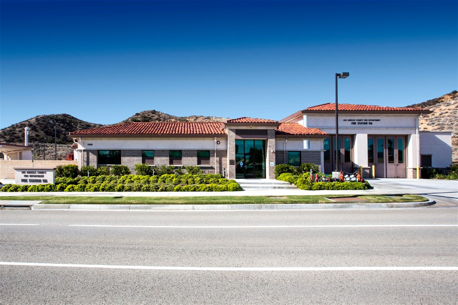 Fire Station No. 156 - Valencia, SCV