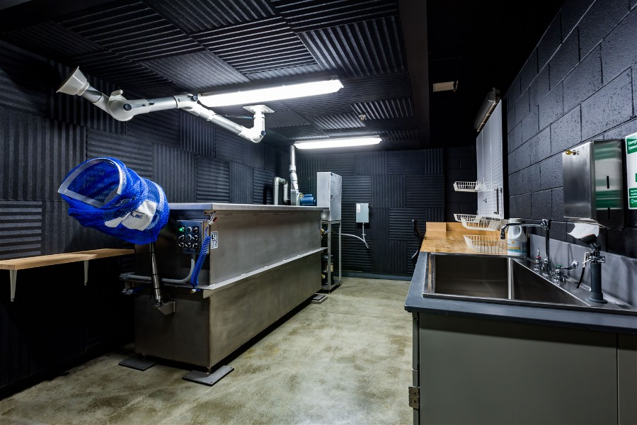 Sheriff's Forensic Crime Lab (San Bernardino, CA)