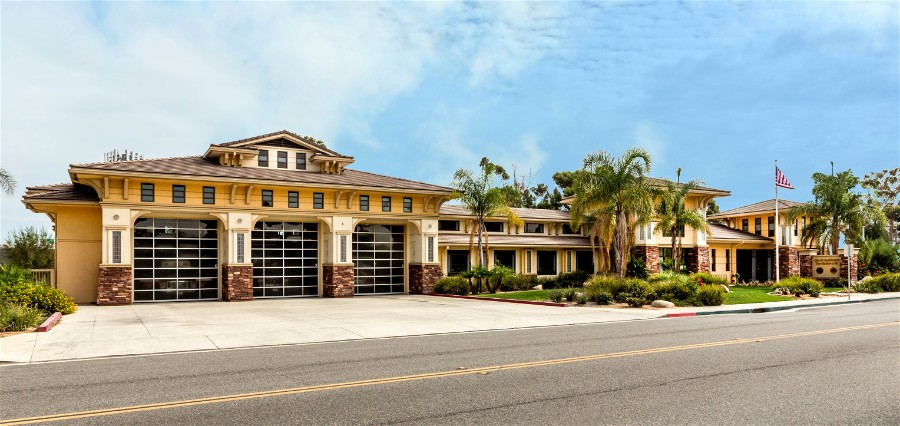Fire Station No. 48 (Seal Beach- CA)