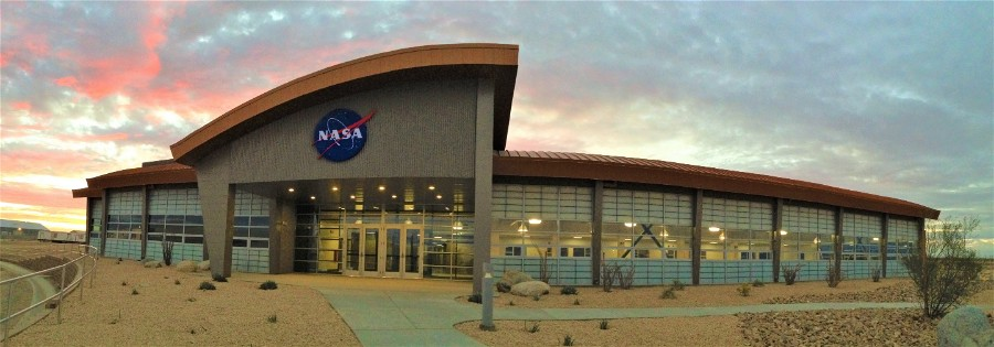NASA, Dryden Flight Research Center Bldg.