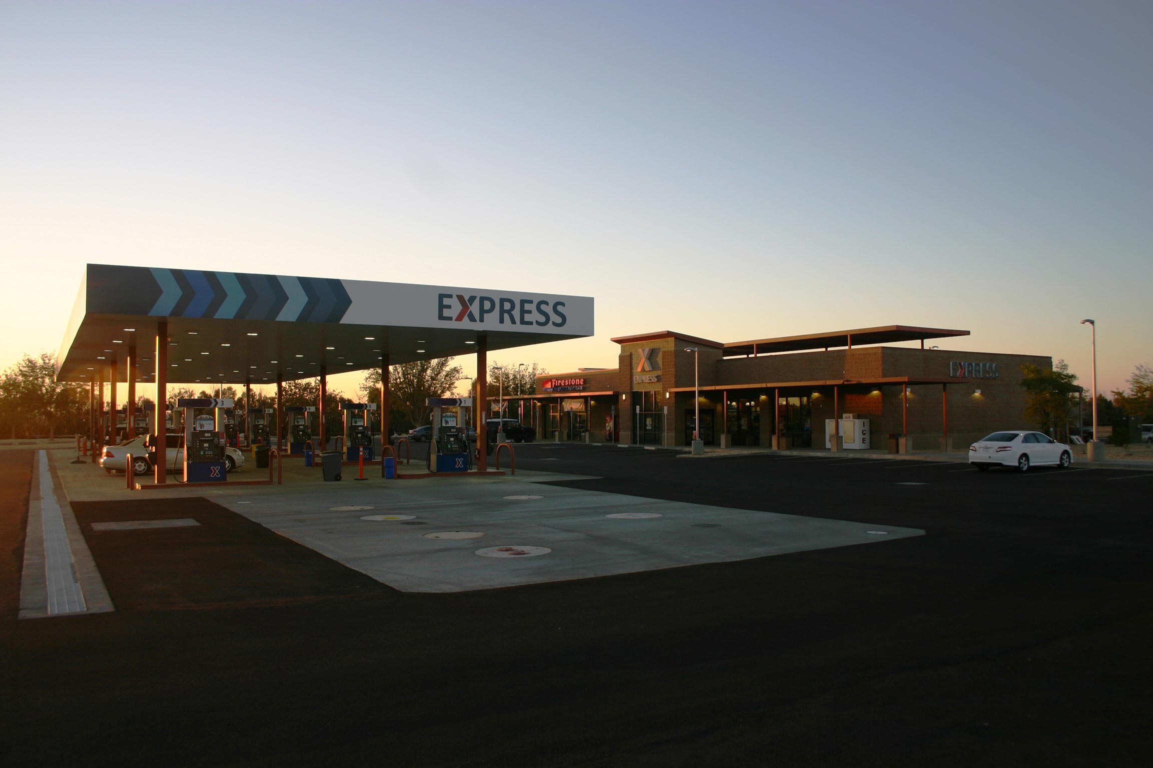 Army & Air Force Exchange Service, Edwards AFB Shoppette/Car Care Center