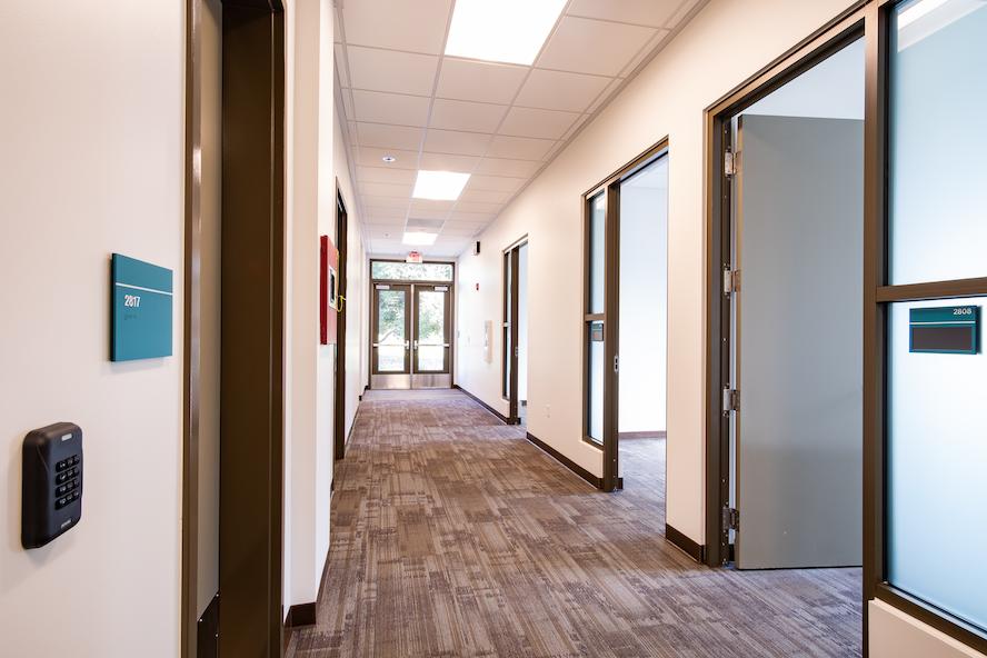 Cuesta College, Data Center Building (San Luis Obispo Campus)
