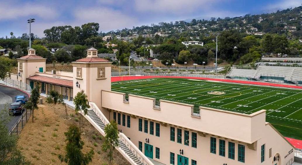 Santa Barbara High School, Peabody Stadium