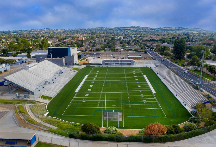 La Habra High School Stadium (La Habra, CA)